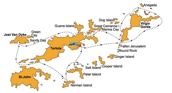 Cocktail Karte.Vpm Yachtcharter Cabin Cruises Cabin Cruise Virgin Islands